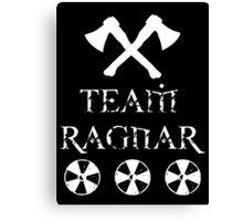 Team Ragnar Canvas Print