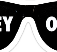 They Live - Sunglasses Obey Sticker