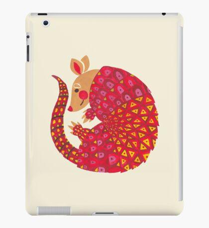 The Ethnic Armadillo iPad Case/Skin
