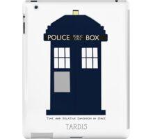 TARDIS Fan items iPad Case/Skin