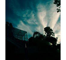 The Amusement Park Photographic Print