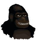 Mr Gorilla by Tristan Klein