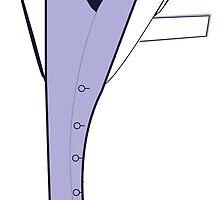 Phoenix Wright's New Suit Products (Color Alternate: White Suit) by Elsa Garcia