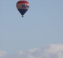 Remax Balloon by aussieazsx