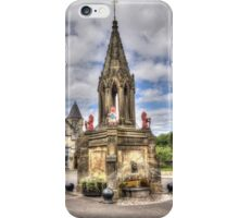 Outlander location - Falkland iPhone Case/Skin