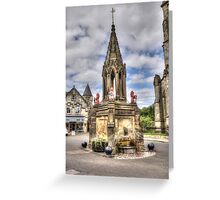 Outlander location - Falkland Greeting Card