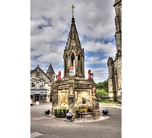 Outlander location - Falkland Photographic Print