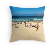 Bondi Beach Throw Pillow