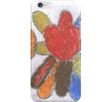 Michelle's Hearts and Flowers iPhone Case/Skin