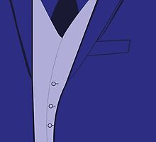 Phoenix Wright's New Suit Products  by Elsa Garcia