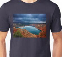 The secret lake of the abandoned mines Unisex T-Shirt