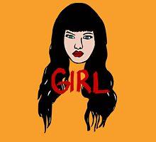 Girl Face Unisex T-Shirt