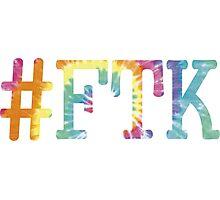 #FTK Photographic Print