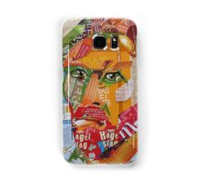 Vincent  in box Samsung Galaxy Case/Skin