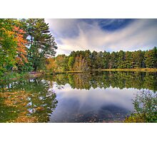 Hartman Lake-2 Photographic Print