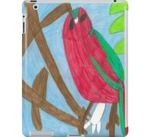 Cassie Birds 2 iPad Case/Skin
