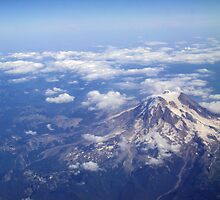 Mount Rainier by Jessica McCormick