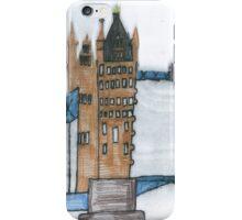Stephen Tower Bridge iPhone Case/Skin