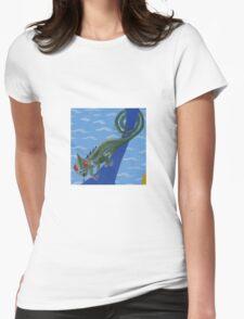 Green Earth Lizard T-Shirt