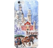 Neuschwanstein Castle Authentic iPhone Case/Skin