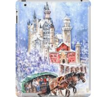 Neuschwanstein Castle Authentic iPad Case/Skin