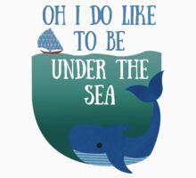 Under the Sea Kids Tee