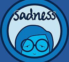 Sadness by Paula García