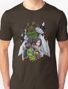 Spiking Strike Unisex T-Shirt