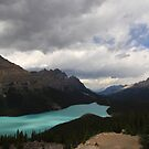 Peyto Lake by sarah ward