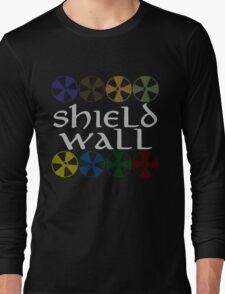 Shield Wall Long Sleeve T-Shirt