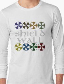 Shield Wall Long Sleeve T-Shirt