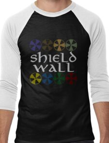Shield Wall Men's Baseball ¾ T-Shirt
