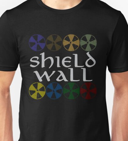 Shield Wall Unisex T-Shirt