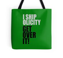Olicity Tote Bag