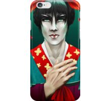 Xie iPhone Case/Skin