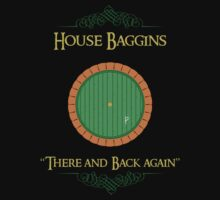 House Baggins One Piece - Long Sleeve