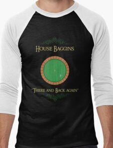 House Baggins Men's Baseball ¾ T-Shirt