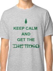 Get the hood Classic T-Shirt