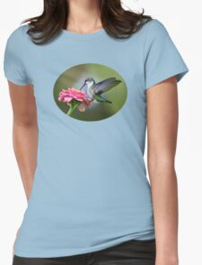 Tranquil Joy Hummingbird Art T-Shirt