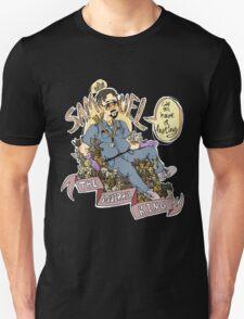 Samuel the Squirrel King Unisex T-Shirt