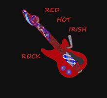 Red Hot Irish Rock Unisex T-Shirt
