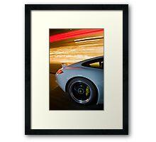 Porsche 911 Sport Classic Framed Print