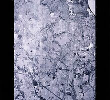 Massachusetts  USGS Historical Topo Map MA Cohasset 350910 1977 25000 Inverted by wetdryvac