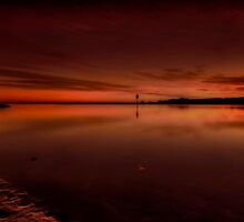 I want the world to be in silhouette by GeoffSporne