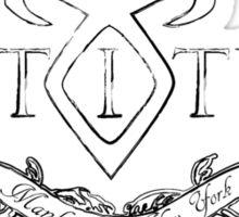 Institute NYC Sticker
