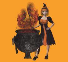 Halloween tee by michellerena