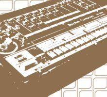 Super Stereo Sound: 808 Sticker