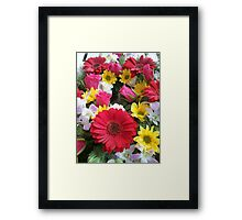 It is a new day   12 Framed Print