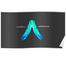 Axwell Poster