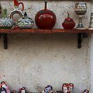 Turkish Folk Art: Pottery And Dolls by Josh Wentz